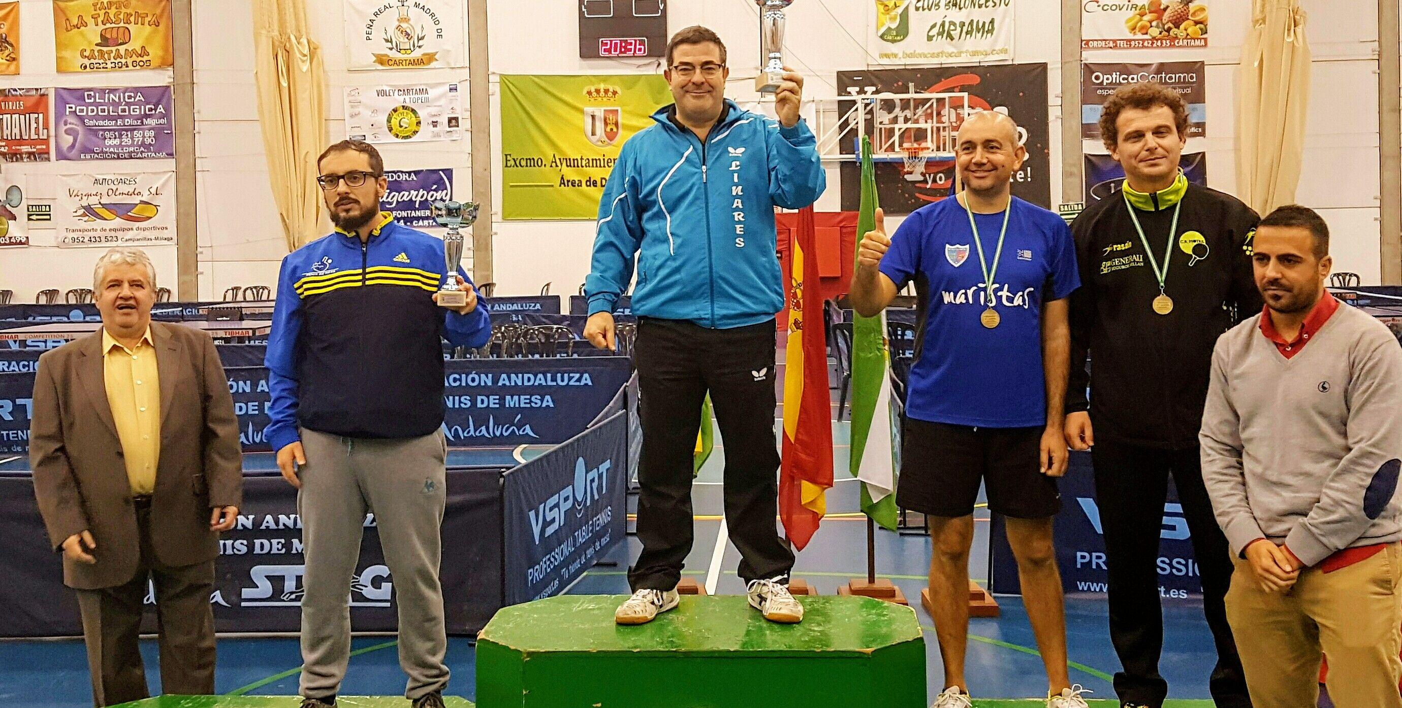 Buen comienzo del Tecnigen Linares en el Campeonato de Andalucía