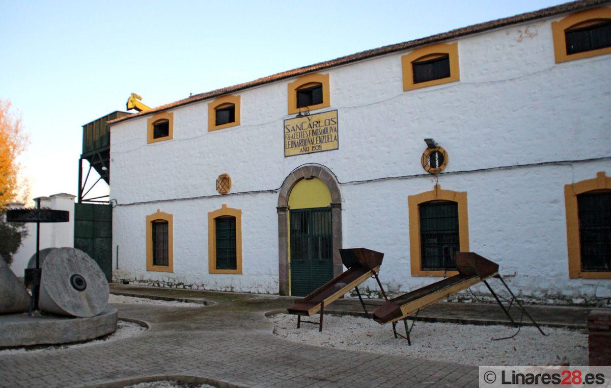 Hacienda Santa María de Linares - Oleoturismo