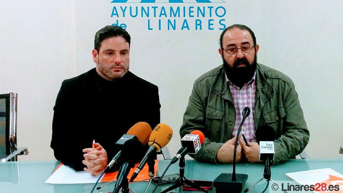"""C's Linares califica de """"deficiente"""" la campaña comercial navideña"""