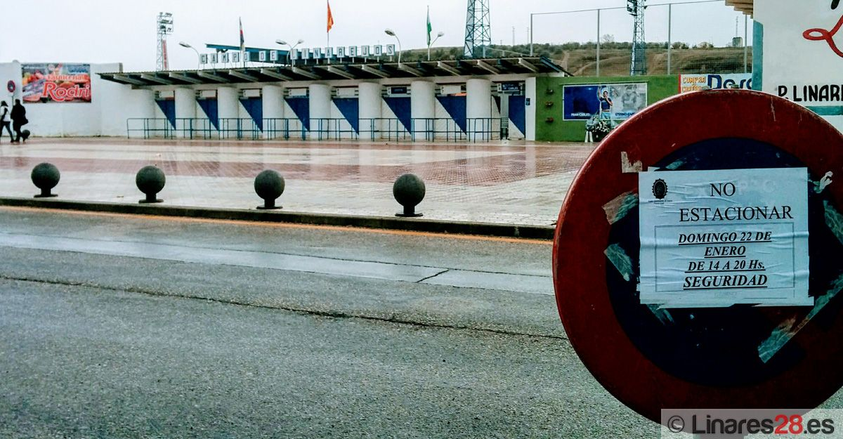 Habrá medidas de seguridad especiales ante el Linares Deportivo-Real Jaén CF