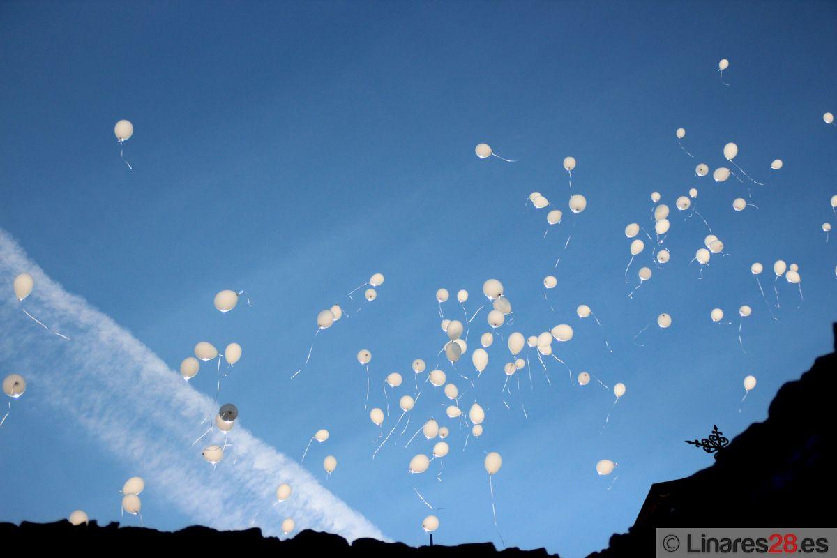 Los escolares linarenses celebran el Día de la Paz