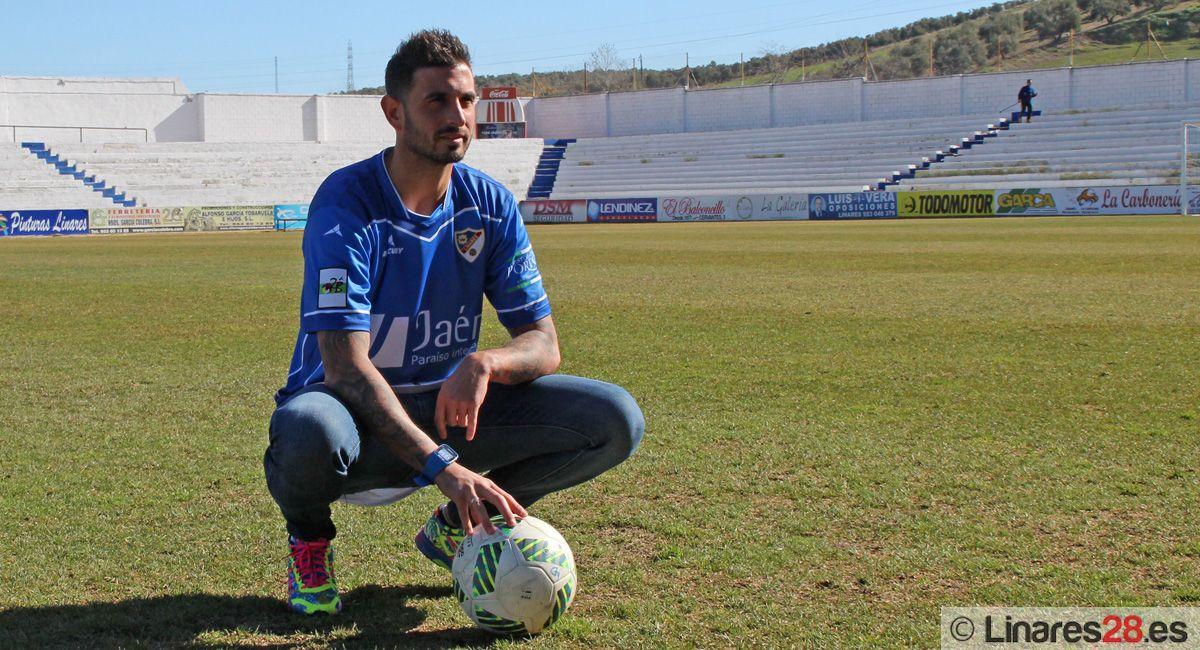 """El Linares Deportivo ficha a José Manuel """"Rueda"""""""