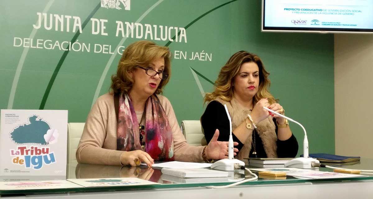 """La Junta lanza la campaña de sensibilización en el ámbito educativo contra la violencia de género """"La tribu de Igu"""""""