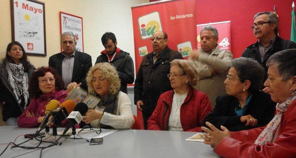 El Consejo Local de IU en Linares exige a los no adscritos el acta de concejal y que ingresen en IU el dinero recibido del Ayuntamiento