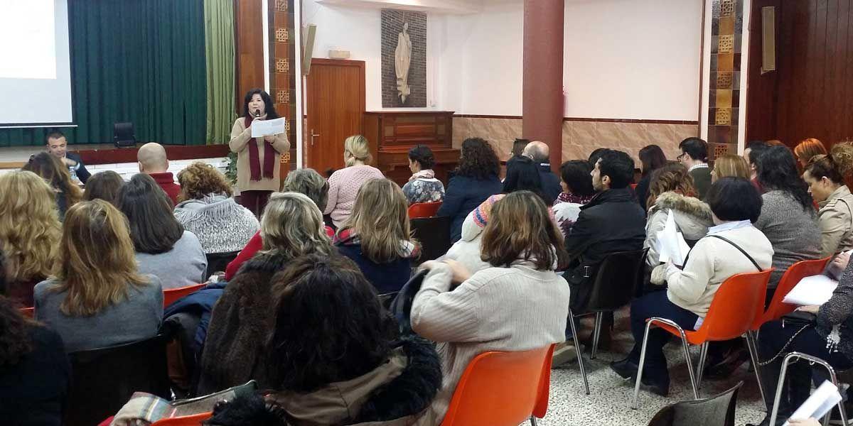 """""""Escuela de padres con talento"""" en el Colegio La Presentación"""