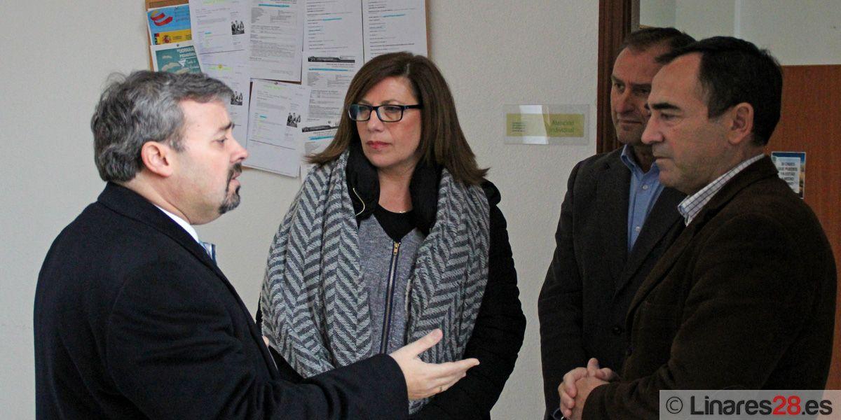 La Junta destina este año 421.295 euros para la orientación laboral en Linares
