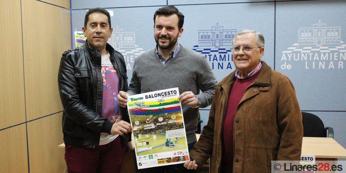Linares volverá a acoger a lo mejor del baloncesto junior nacional