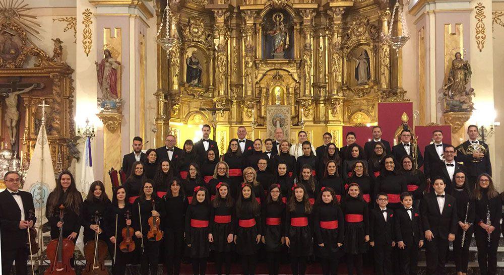 MusicAlma  armoniza la celebración eucarística en honor a San Julián, obispo de Cuenca, patrón de Marmolejo
