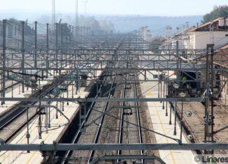 Estación de Linares-Baeza