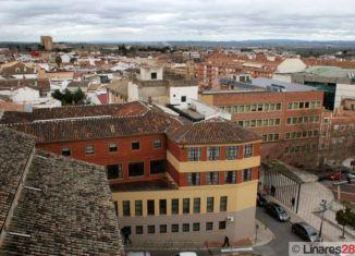 Linares, vista de la ciudad
