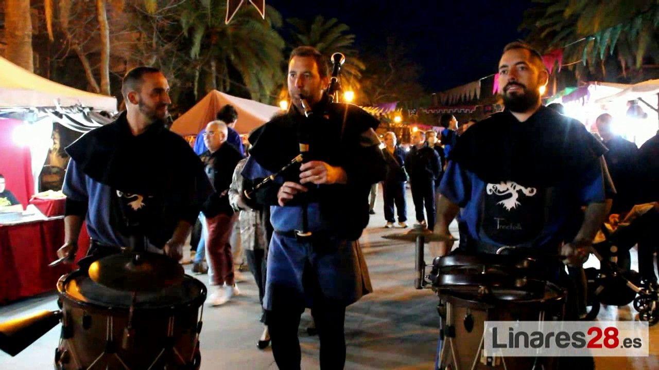 """Un """"Mercado Medieval"""" anima el fin de semana en el Paseo"""
