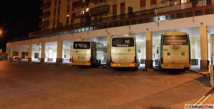 Estación de Autobuses de Linares