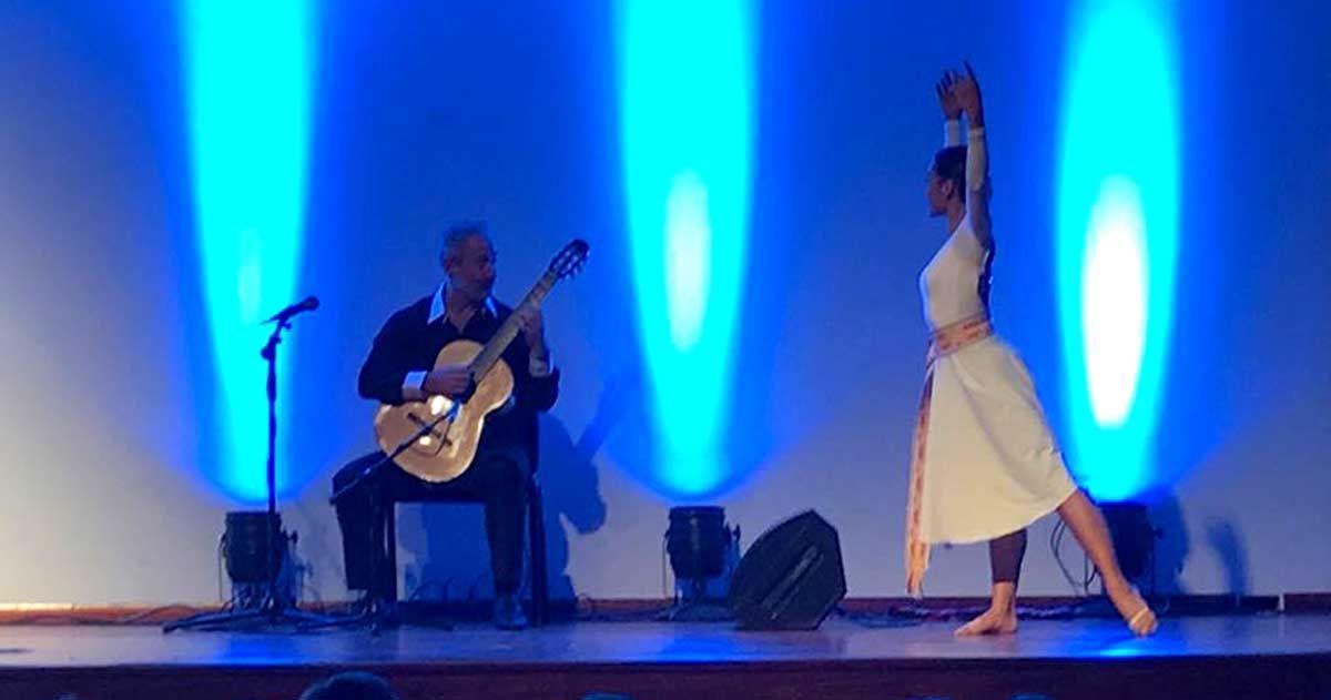 """Julieta y Laurent vuelven al auditorio de """"El Pósito"""""""