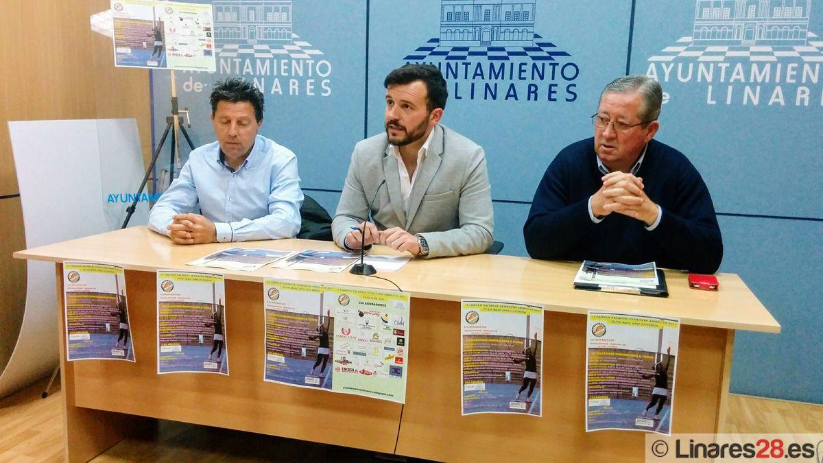 El tenis nacional femenino vuelve este fin de semana a Linares