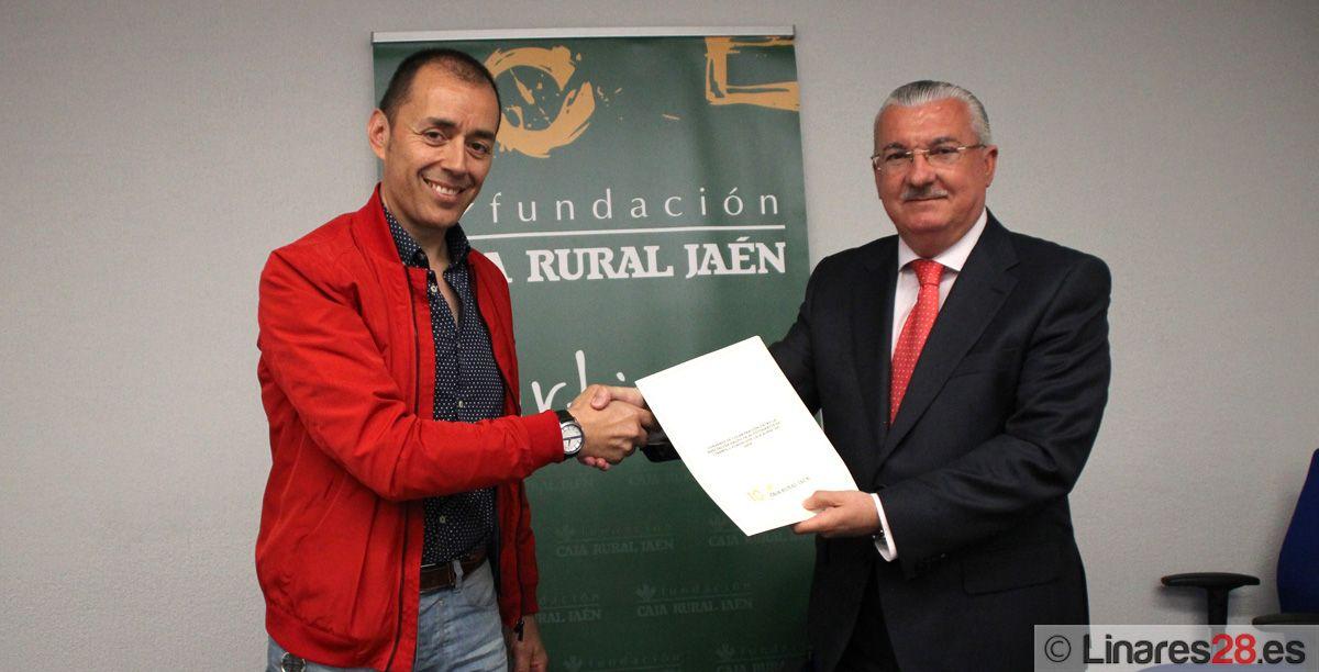 Nuevo convenio entre Grupo f/8 y la Fundación Caja Rural de Jaén