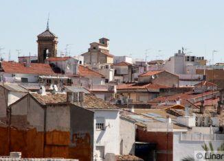 Viviendas antiguas en Linares