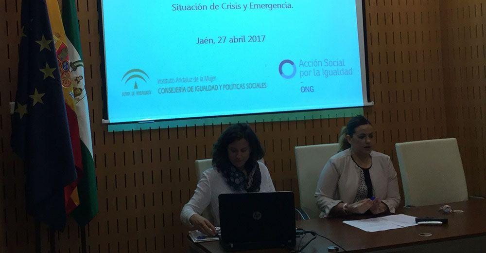 El IAM forma a profesionales para la comunicación de malas noticias a menores víctimas de violencia de género