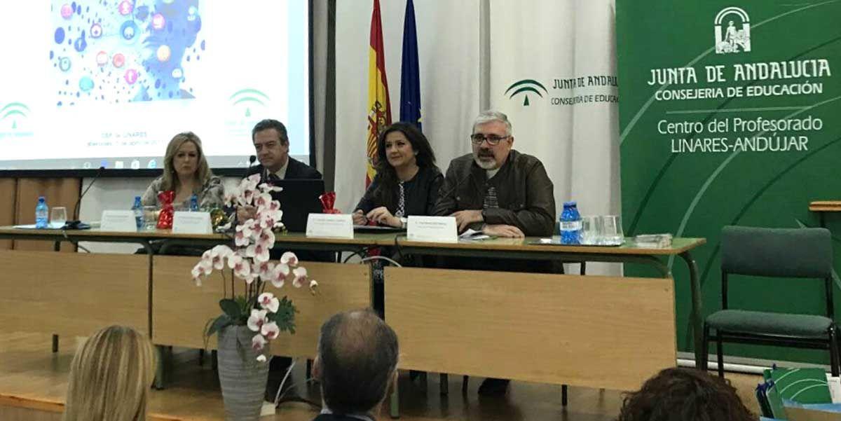 Unos 150 profesionales participan en Linares en unas Jornadas de Educación y Justicia