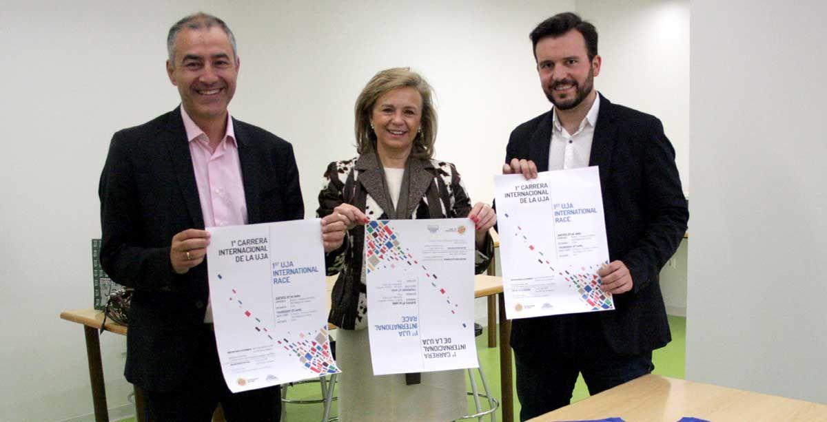 Un total de 350 personas podrán participar el 27 de abril en Linares, en la I Carrera Internacional Universidad de Jaén