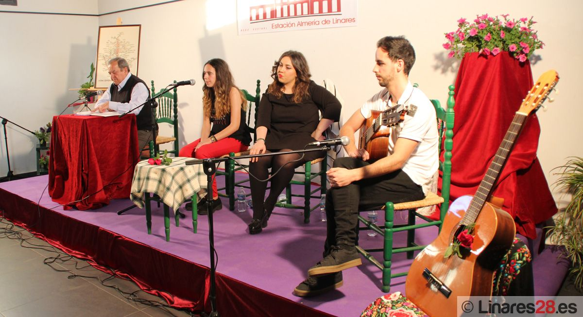 Conferencia Ilustrada sobre cante flamenco en El Silo
