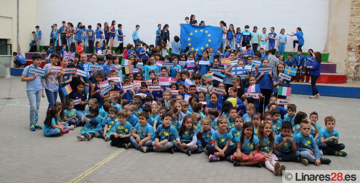 El CEIP Europa celebra su día