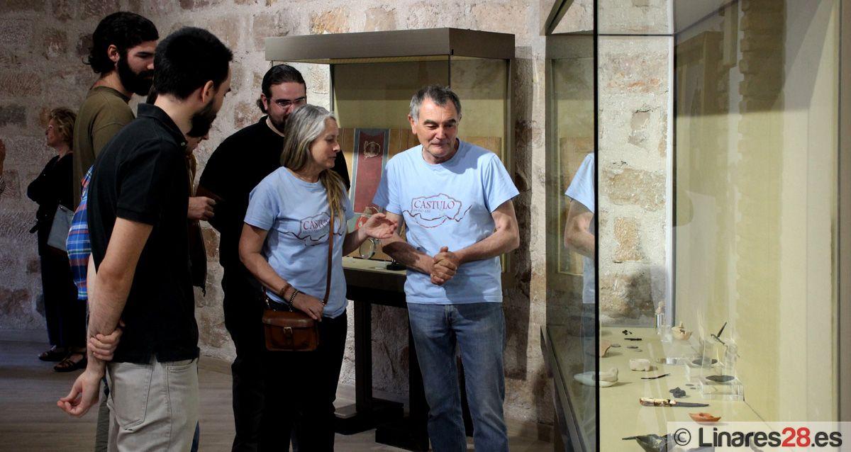 """""""Mas Cástulo"""" por el Día Internacional de los Museos"""