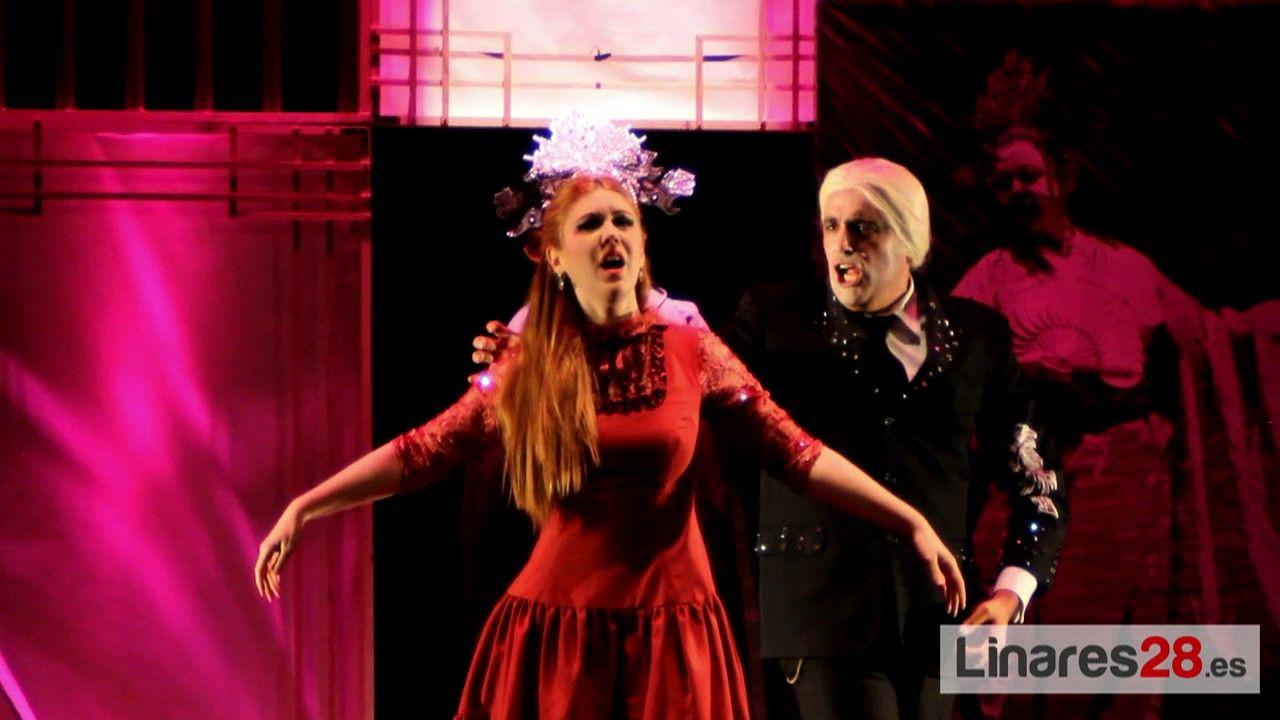 Noche de ópera en el Teatro Cervantes con Loving Ópera