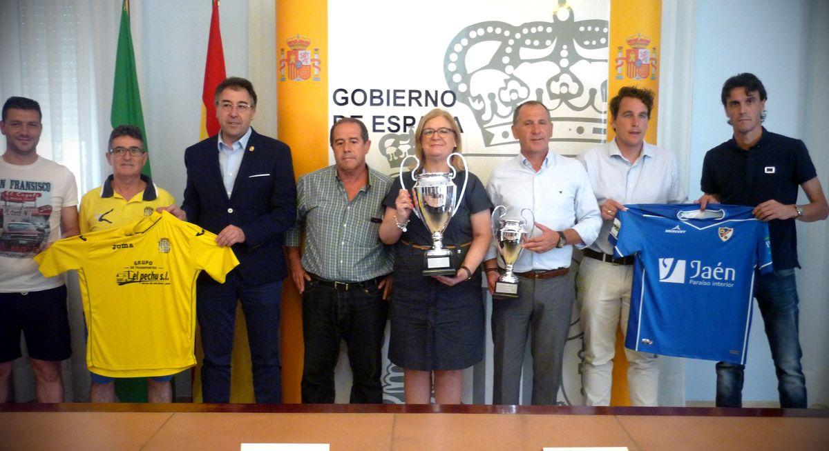 El Linares Deportivo B, en la final de la Copa Subdelegada