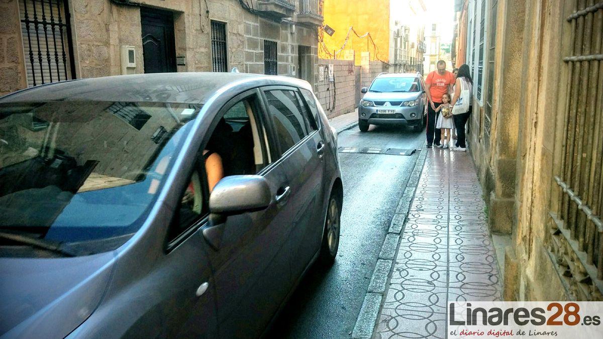 El PP de Linares vuelve a clamar por la peatonalización de la calle Ventanas