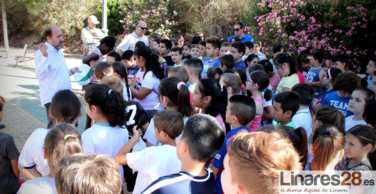 Visita guiada a Cantarranas por el Día Mundial del Medio Ambiente