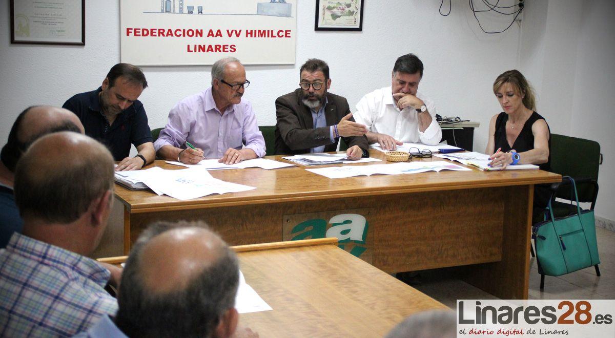 La Junta anuncia nuevas inversiones para la barriada de Arrayanes