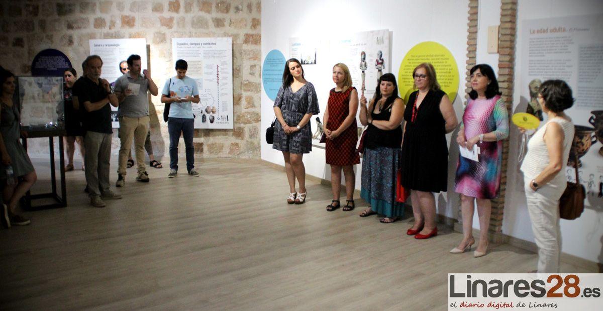 La exposición sobre la edad y la ritualidad de las mujeres íberas llega al Museo Arqueológico de Linares