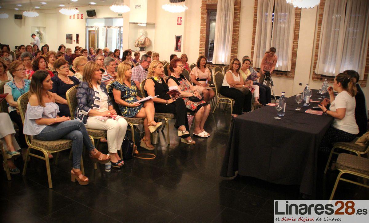 Asociaciones Vecinales de Mujeres de la provincia se reúnen en Linares para impulsar el papel de la mujer