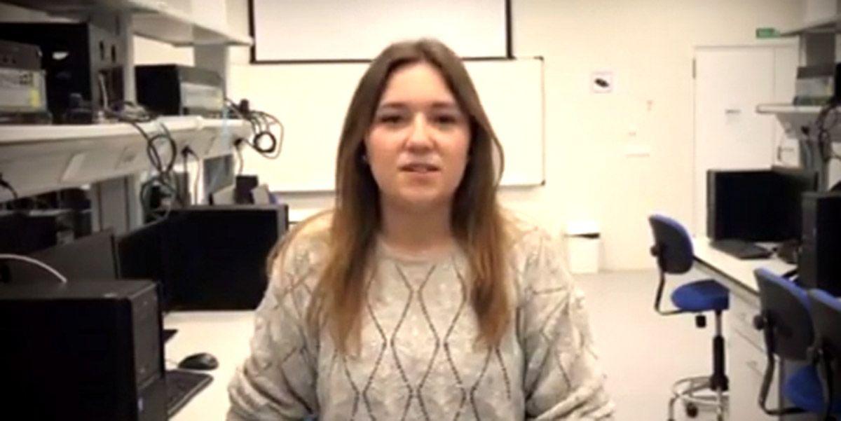 Una estudiante de Ingeniería Telemática de la EPSL es becada por la empresa Huawei