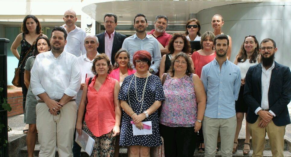 Linares ciudad piloto para la participación ciudadana