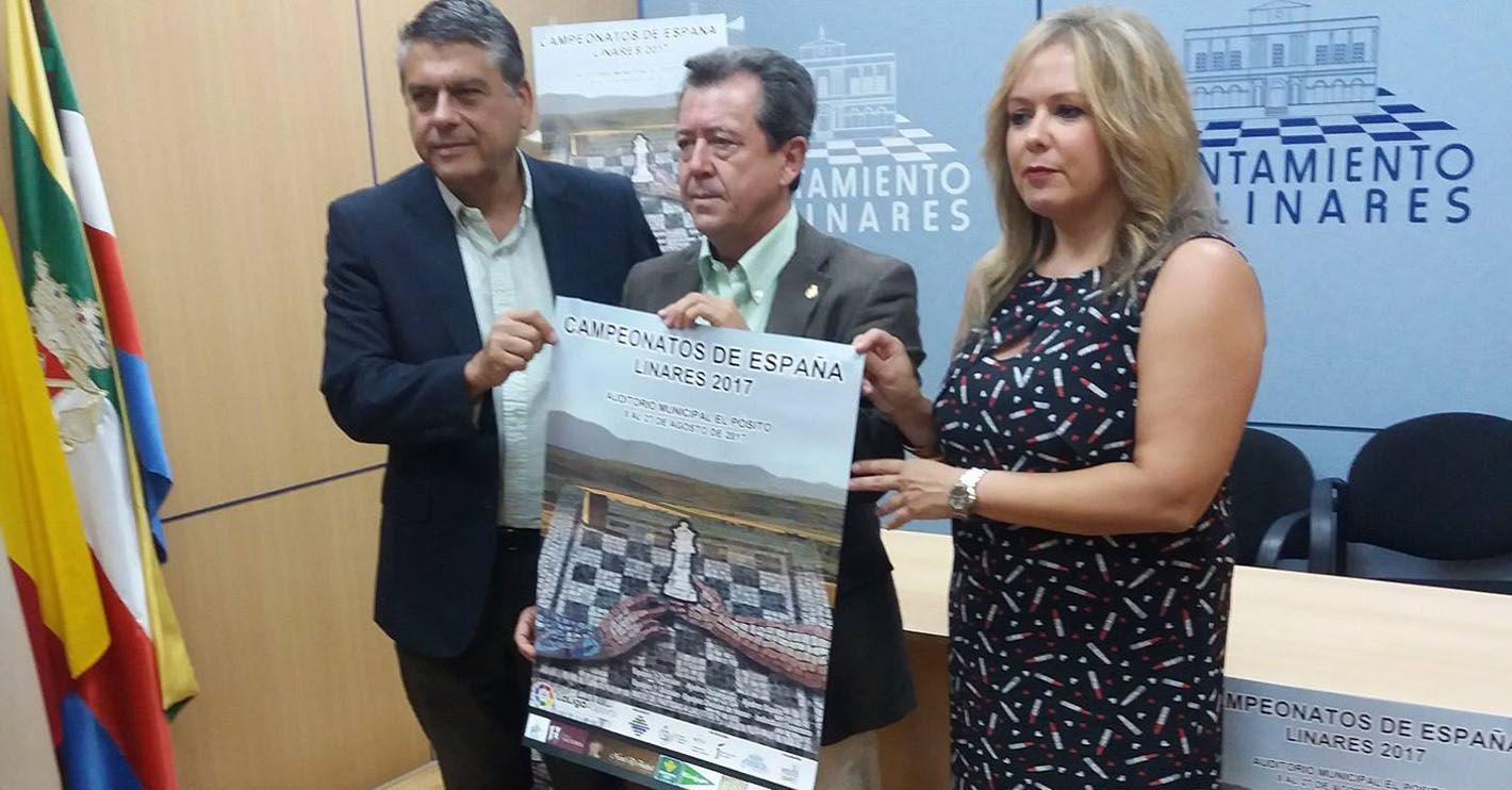 Una verano más Linares será la capital del ajedrez español