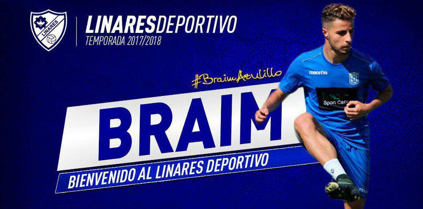 El Linares Deportivo consigue la cesión de Braim Amar