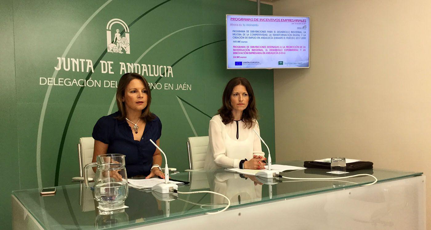 Ana Cobo anima a las empresas de Jaén a concurrir a las nuevas ayudas de IDEA y consolidar un sector industrial fuerte y competitivo