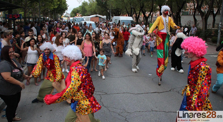 """Fin de semana de fiesta en la barriada de """"La Paz"""""""