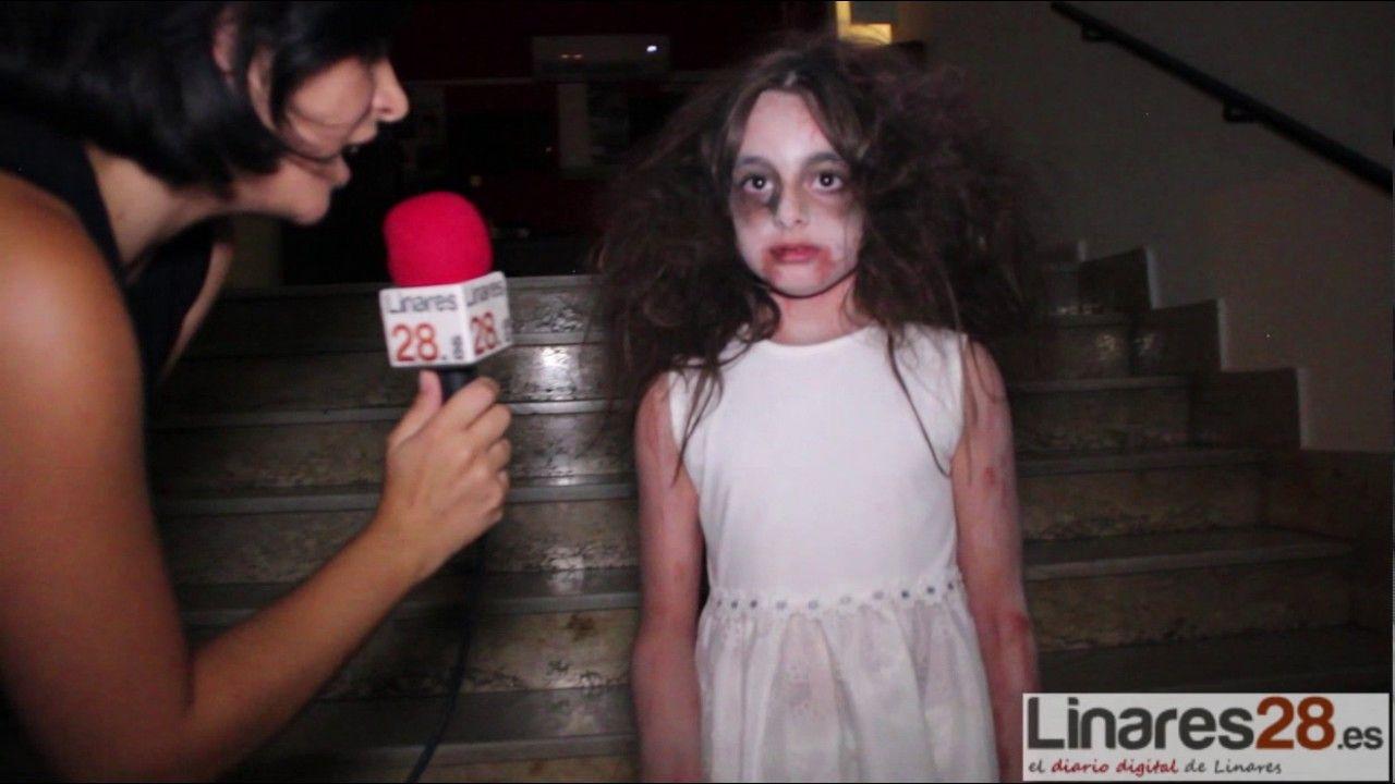 """La """"Zombie Experience"""" atrae a más de 700 jóvenes linarenses"""