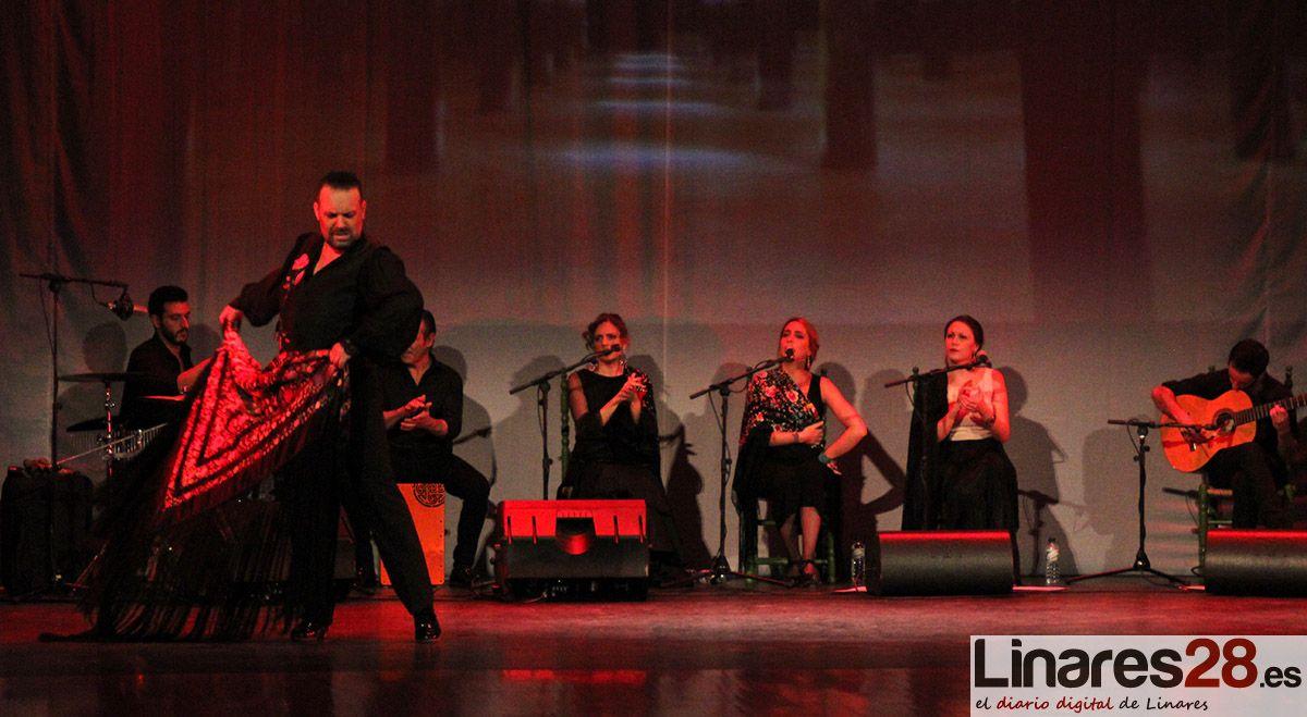 Noche de baile y cante flamenco en el Teatro Cervantes