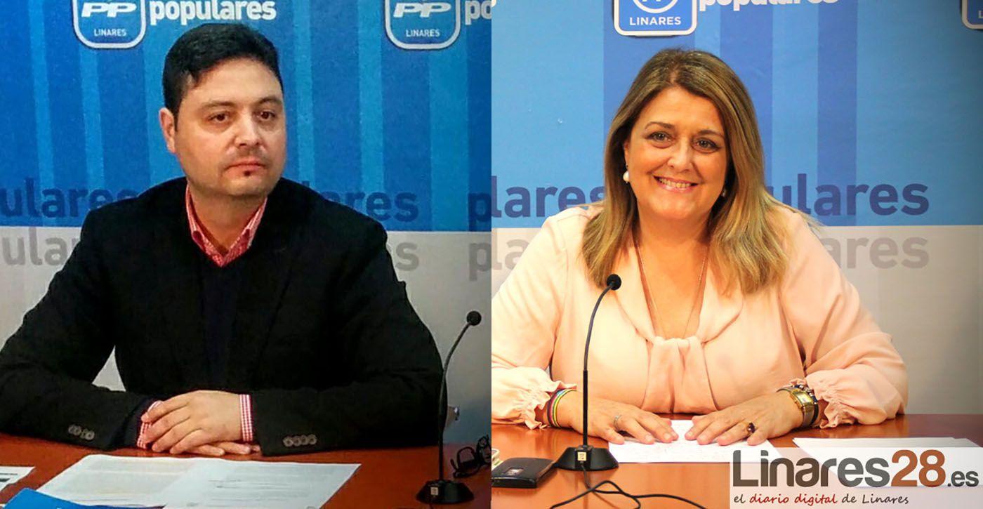 Lluvia de peticiones de dimisión para los populares Isac y Roldán
