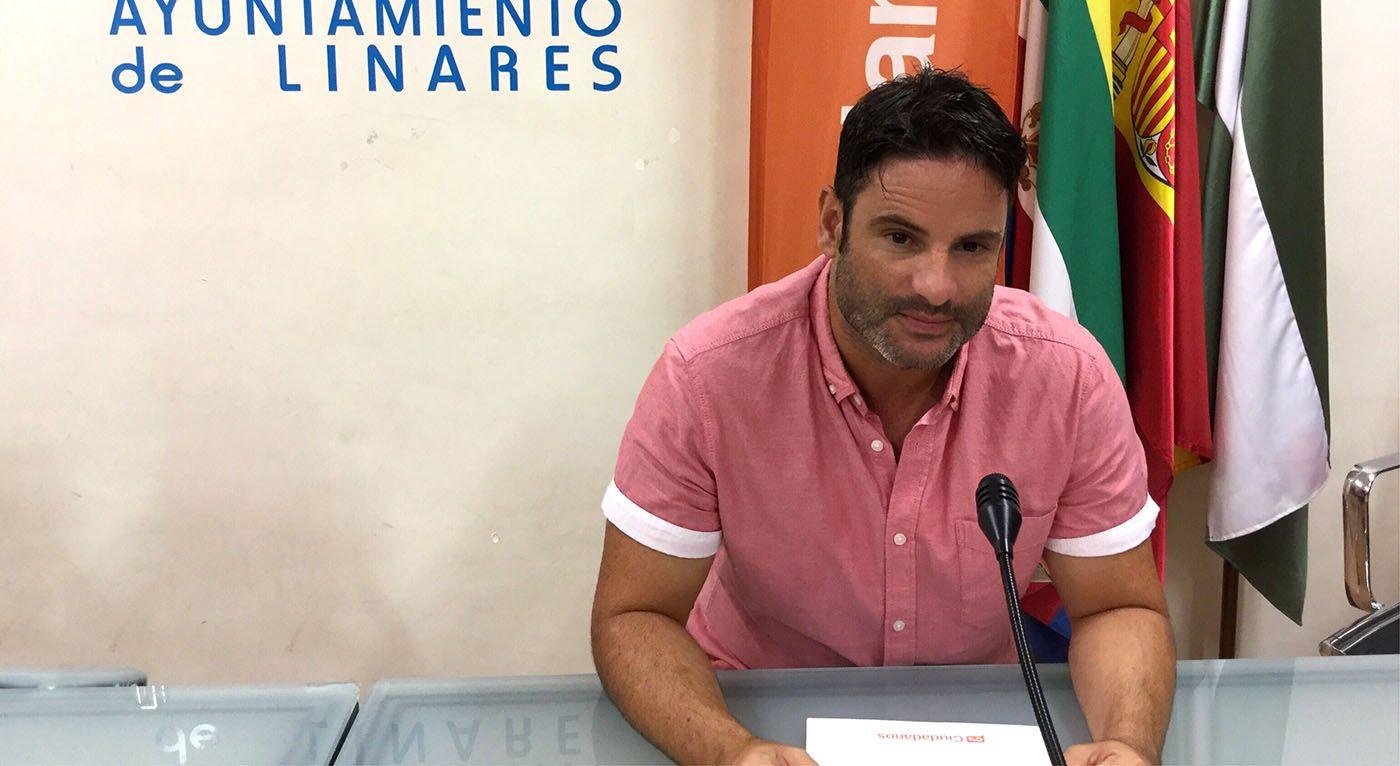 Ciudadanos denuncia el sobrecoste de 85.000 euros del Concurso de Educación Vial que organiza el Ayuntamiento de Linares