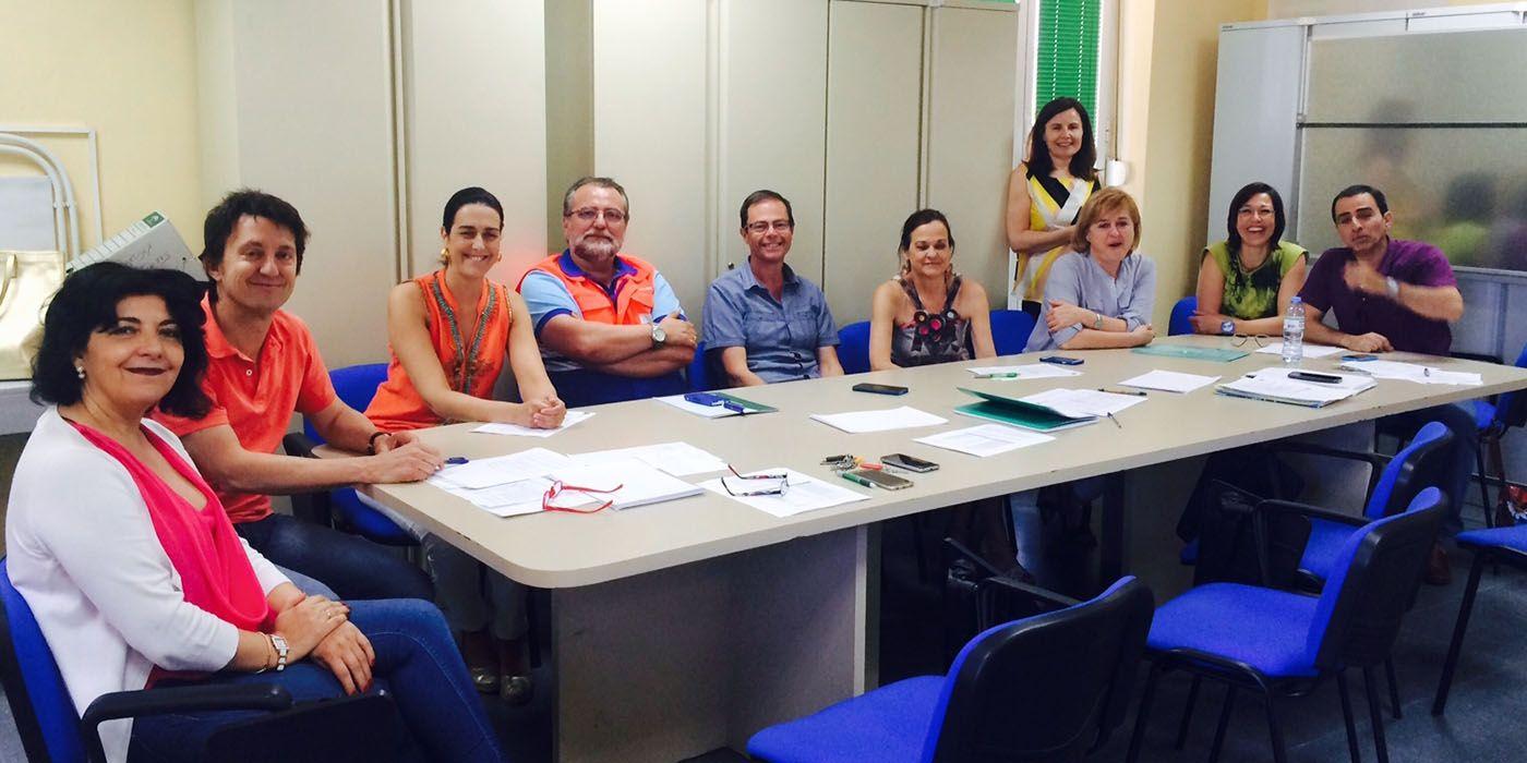 El Área Sanitaria de Linares cuenta con una Comisión de Violencia de Género formada por representantes de sus profesionales