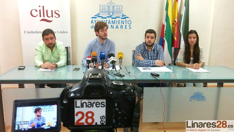 CILUS pide mejoras en la conexión ferroviaria con Andalucía Occidental