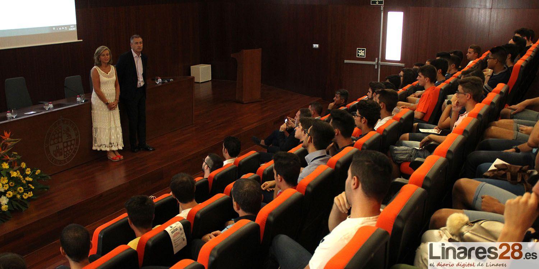 La EPSL ha celebrado hoy las Jornadas de Bienvenida de estudiantes de nuevo ingreso