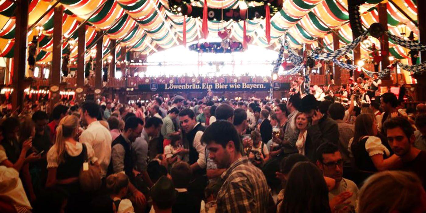 """Llega la primera """"Oktoberfest"""" de Linares"""