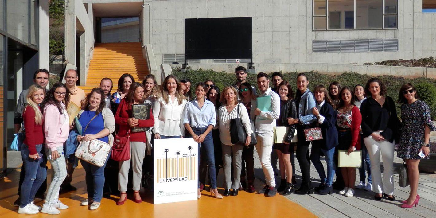 """Jornada sobre """"redes sociales"""" en el Campus de Linares"""