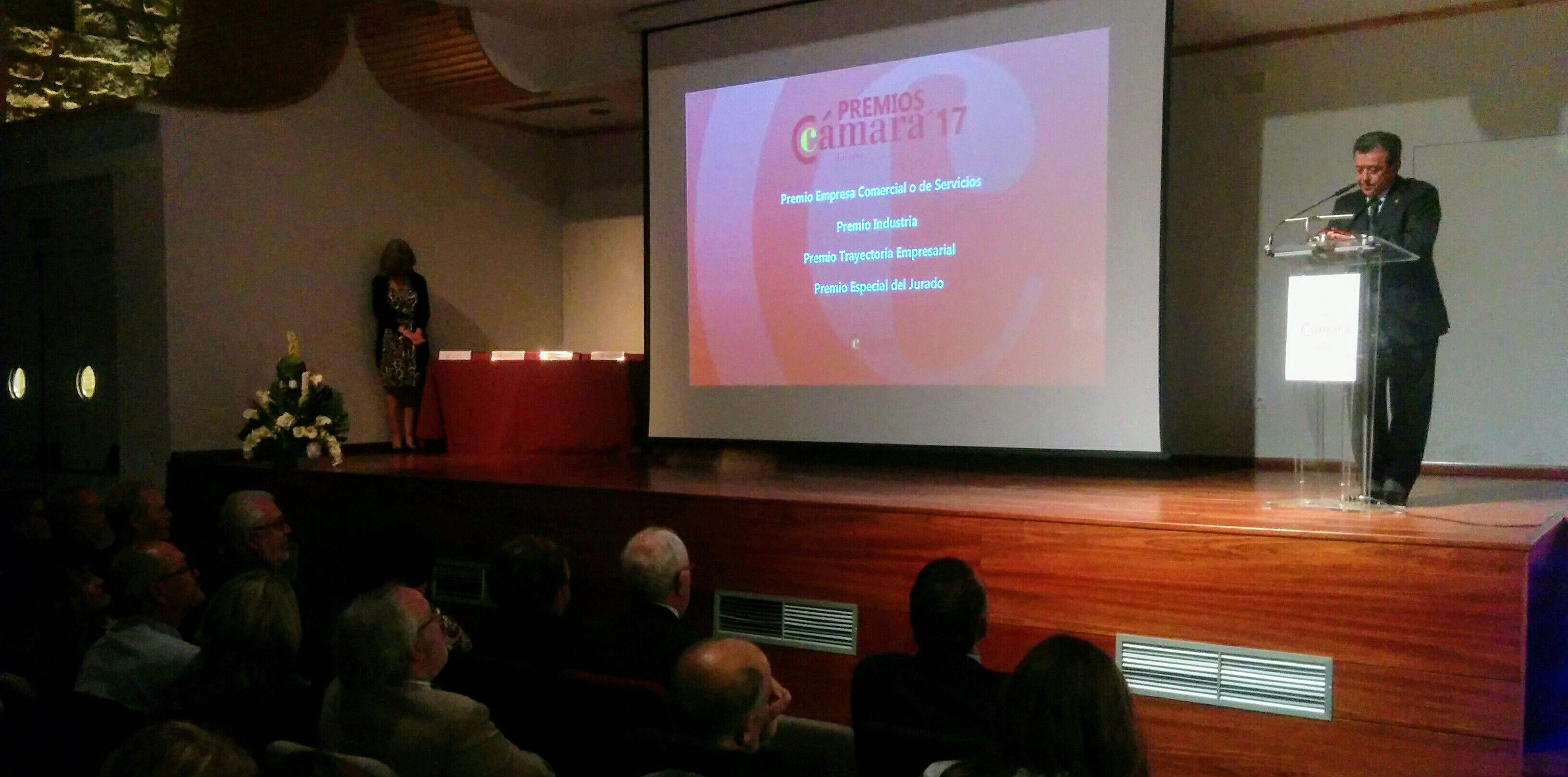 DIRECTO – Entrega de premios de la Cámara de Comercio de Linares
