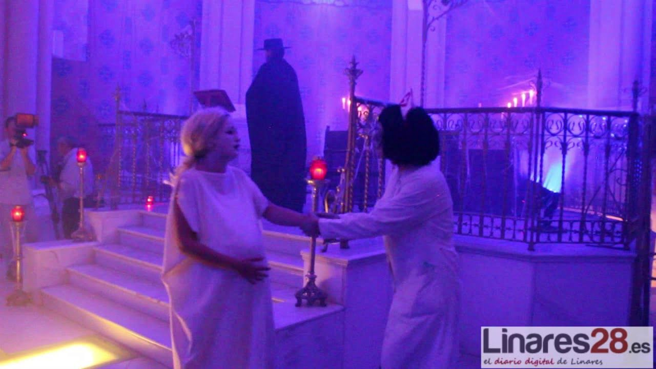 """""""Halloween"""" en el Hospital de los Marqueses de Linares"""